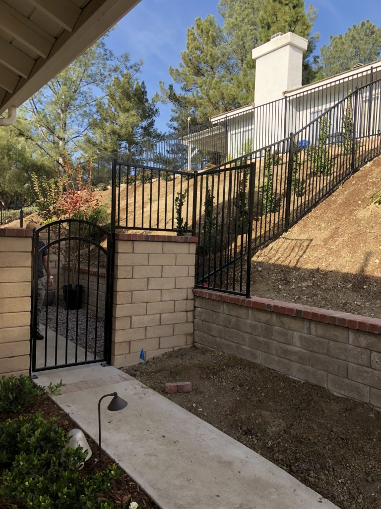 Wrought Iron Fence Repair Ventura County