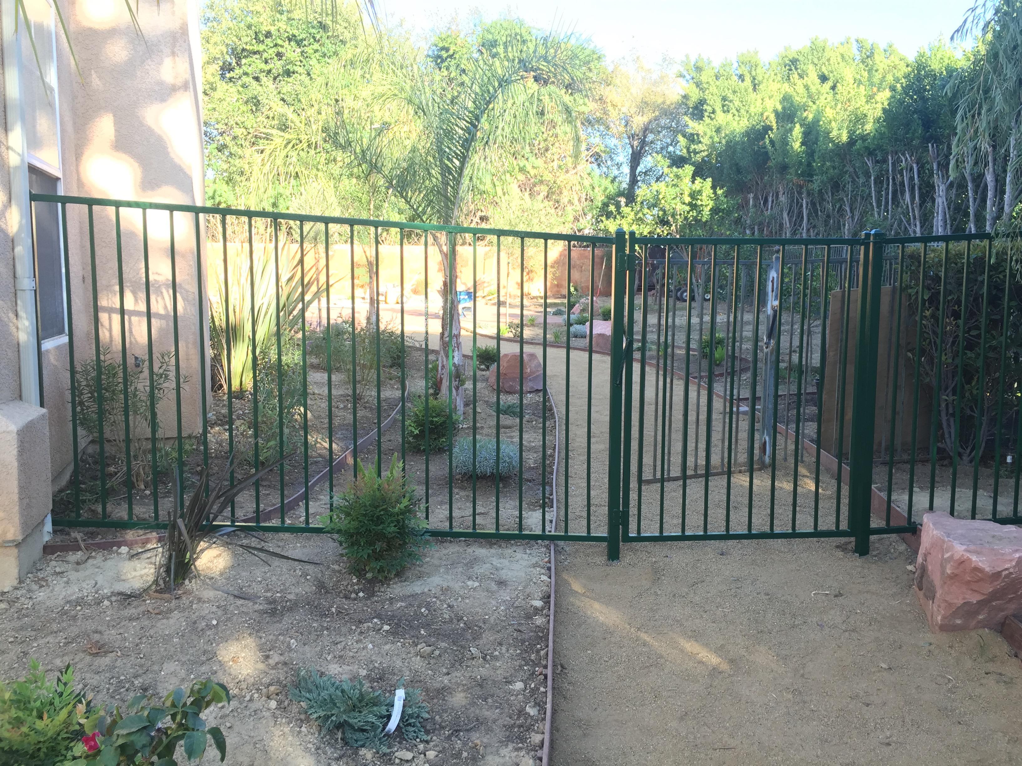 Wrought Iron Fence Repair Ventura County